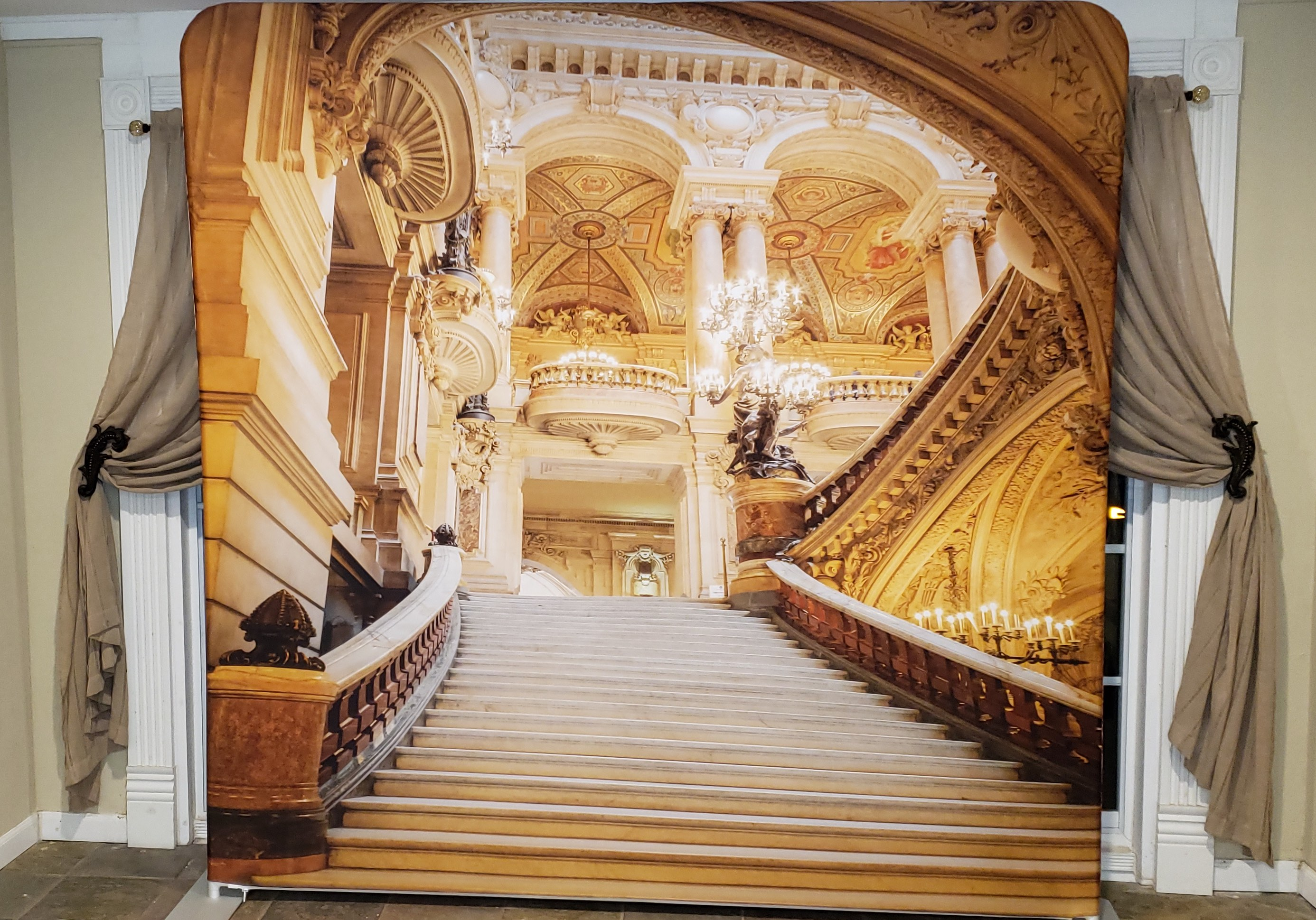 Gold stairs copy
