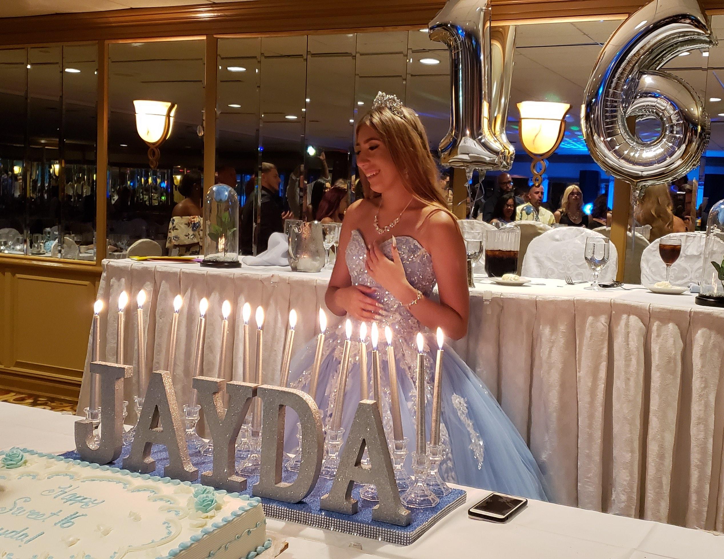 Jayda Sweet 16